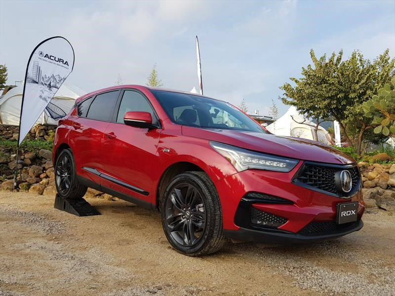 Acura RDX 2019 se presenta