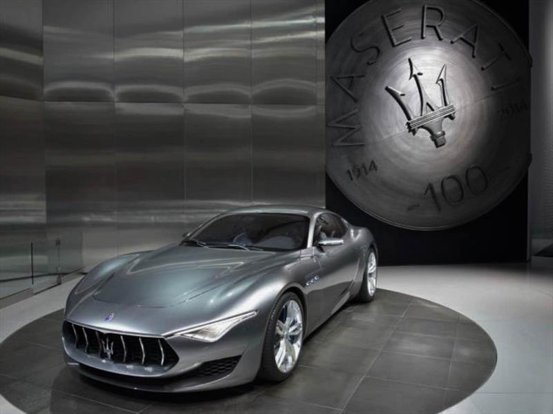 Maserati Alfieri, se confirma la llegada a producción del coupé italiano eléctrico