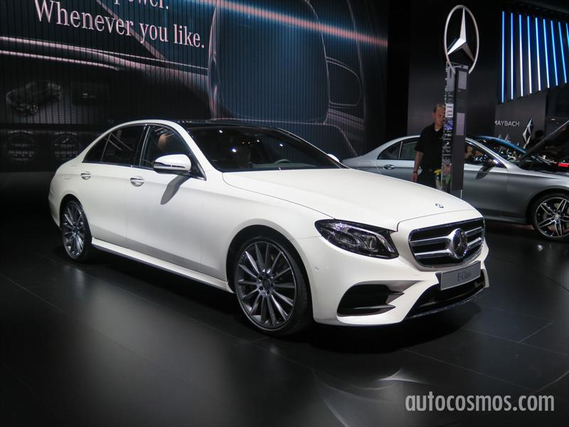 Nuevo Mercedes-Benz Clase E: lujo renovado