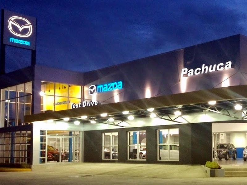 Mazda inaugura nueva agencia en Pachuca