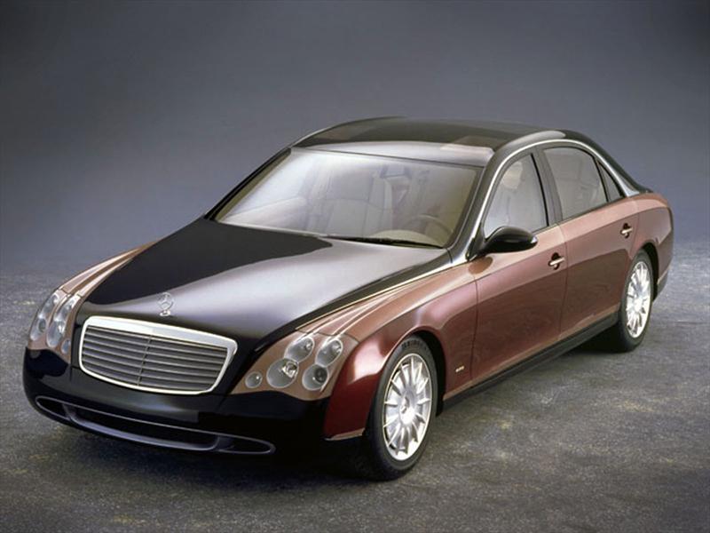 Retro concepts mercedes benz maybach for Mercedes benz retro