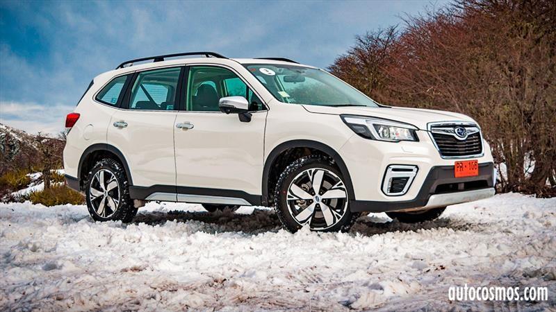 Probando el Subaru Forester 2019