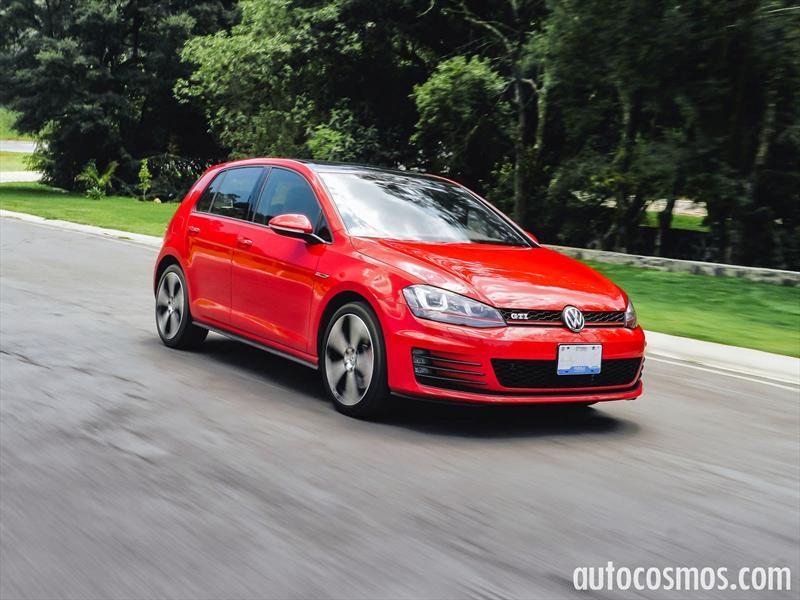 Prueba Volkswagen Golf GTi