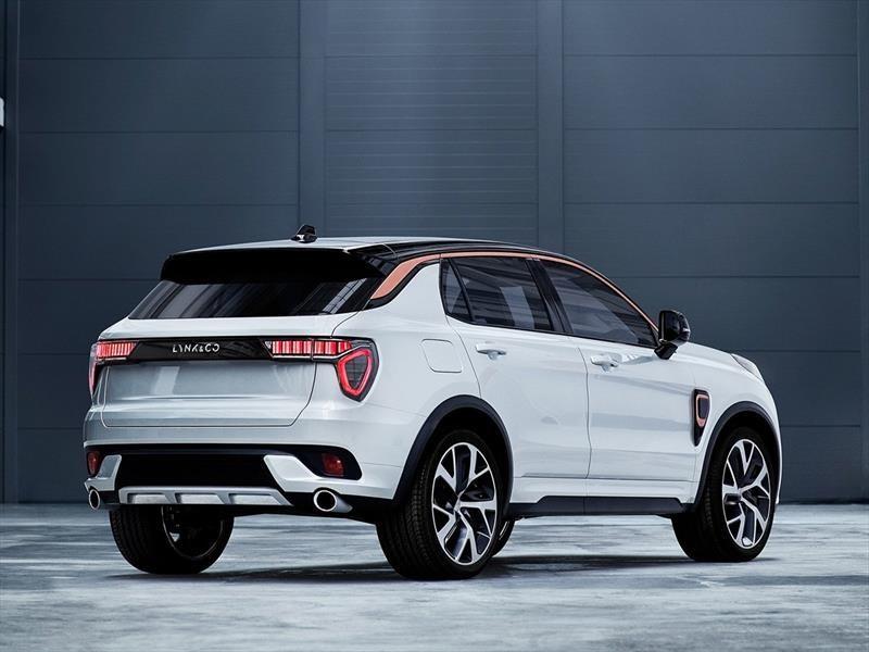 Volvo y Geely lanzan Lynk&Co., su marca para China
