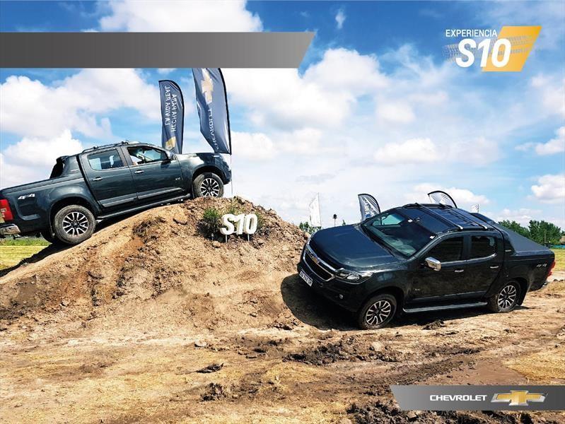 Verano 2018 Chevrolet Lleva La Experiencia S10 A Mar Del