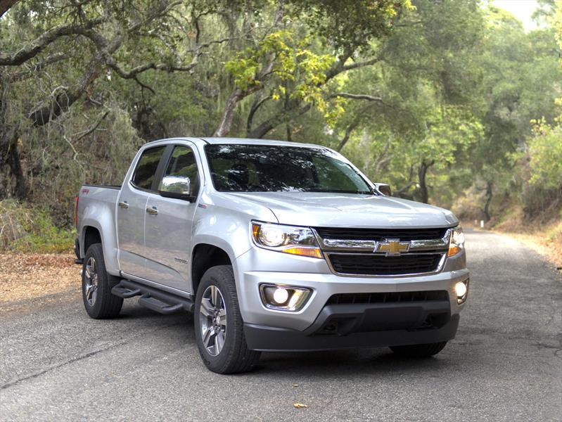 Chevrolet Colorado Diesel 2016 Registra Un Consumo De 31 Mpg