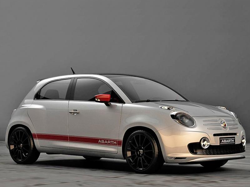 Fiat 600 2015 Concept: Homenaje a sus 60 años de vida