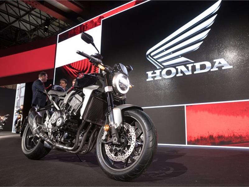 Honda CB1000R Neo-Sports Café Racer se reinventa