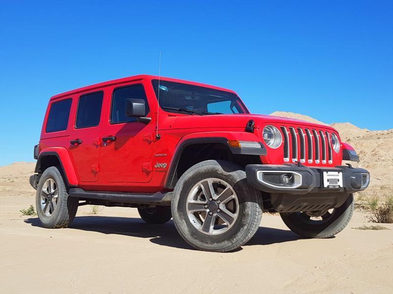 Jeep Wrangler 2018 se presenta
