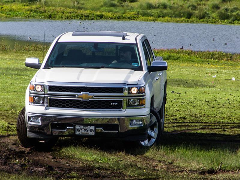 Chevrolet Cheyenne 2014 a prueba - Autocosmos.com