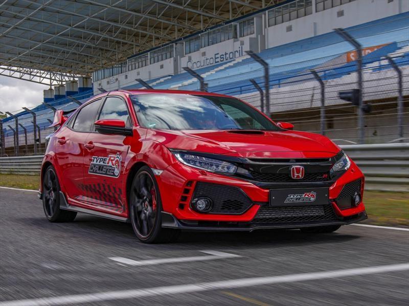 Honda Civic Type R establece récord en el circuito de Estoril