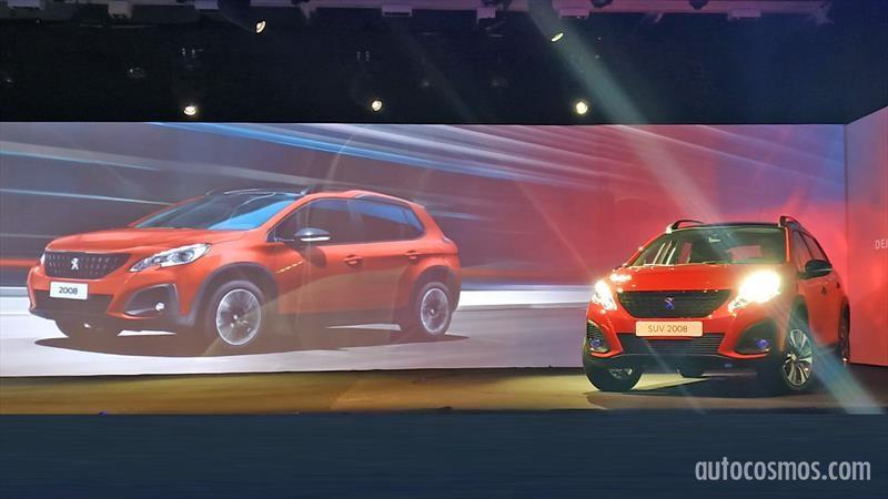 El nuevo Peugeot 2008 ya tiene precios en Argentina