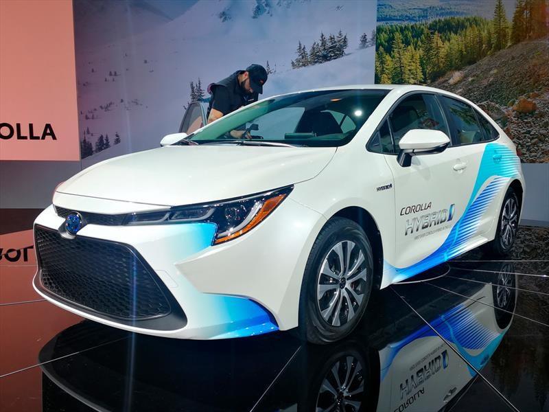 Toyota Corolla Hybrid 2020 es un líder con visión ecologista