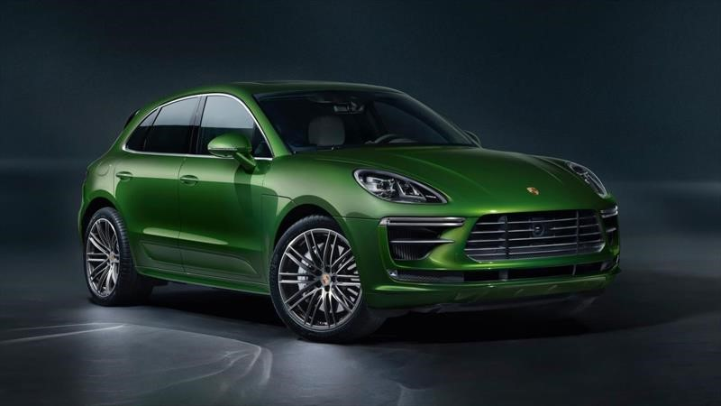Nuevo Porsche Macan Turbo obtiene más potencia, rapidez y agilidad