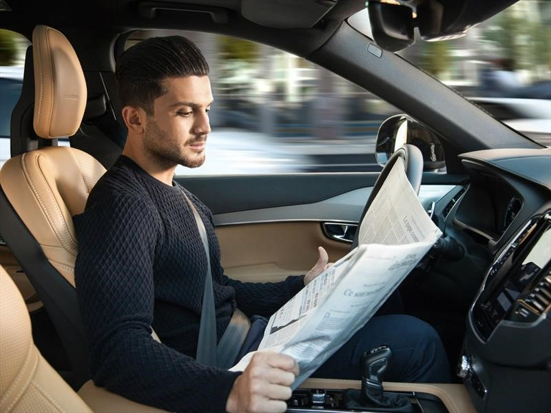 Conoce los distintos niveles de conducción autónoma