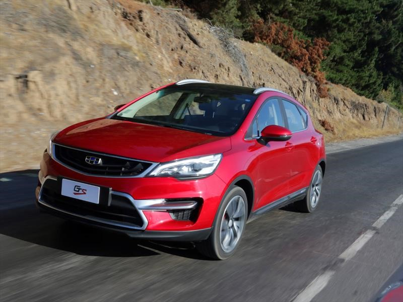 Test drive: Geely GS 2019