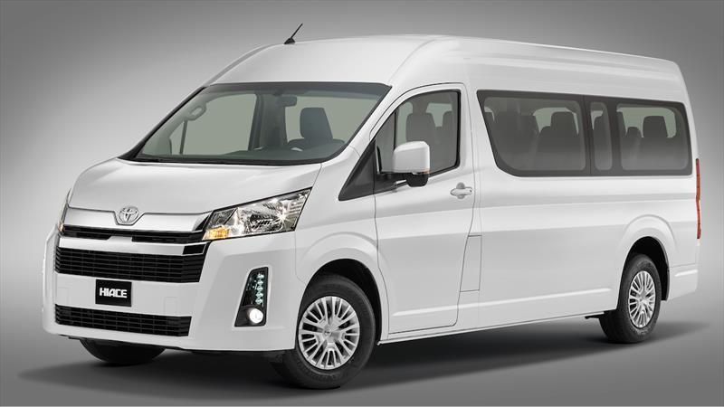 Toyota Hiace 2020 llega a México una nueva generación radicalmente diferente