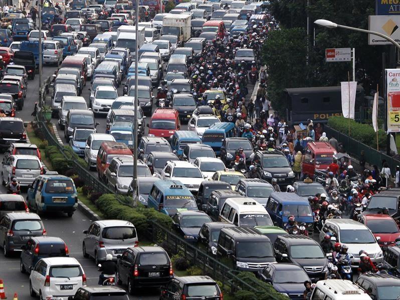 Las ciudades con más tráfico en el mundo durante 2017