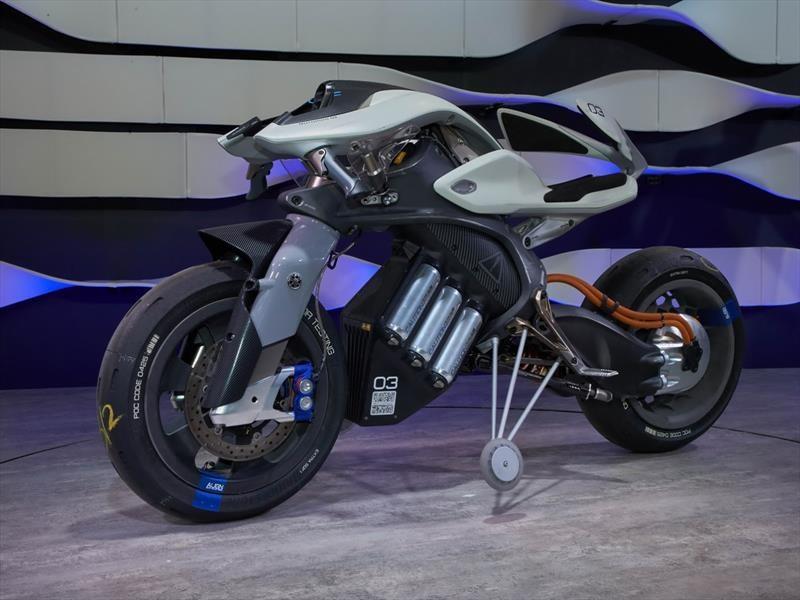 Yamaha Motoroid Concept se presenta