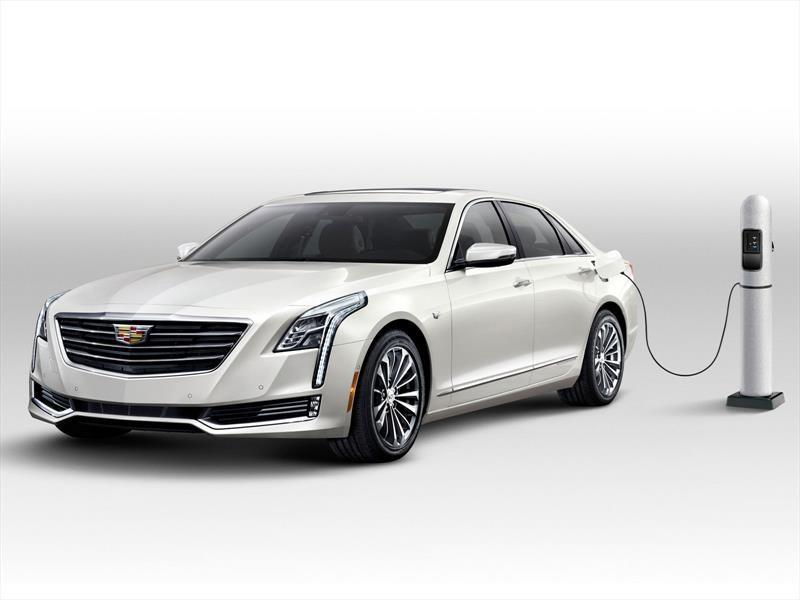 Cadillac CT6 Plug-In Hybrid 2017, poder eficiente