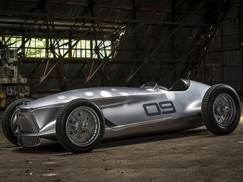 Infiniti Prototype 9 Concept, el pasado convertido en futuro