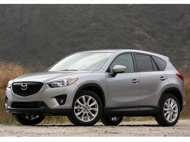 Aumentará producción del Mazda CX-5