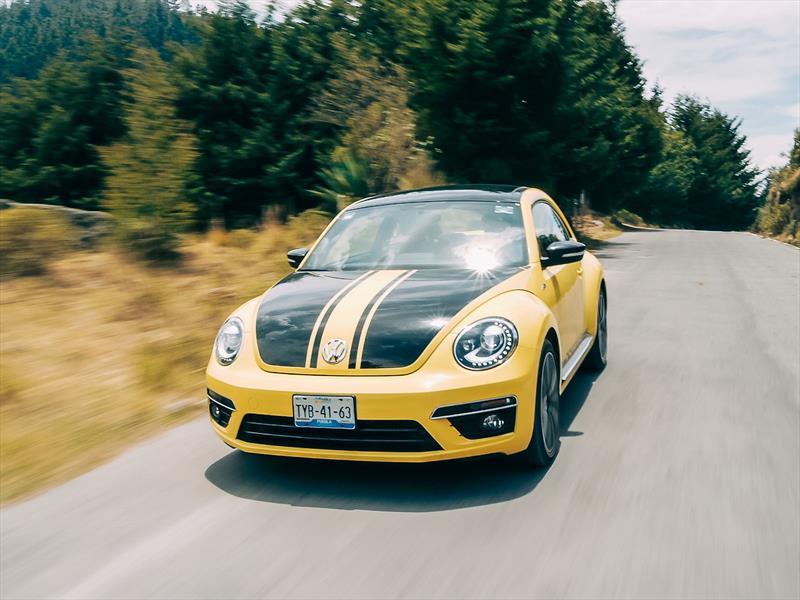 volkswagen beetle turbo    prueba autocosmoscom