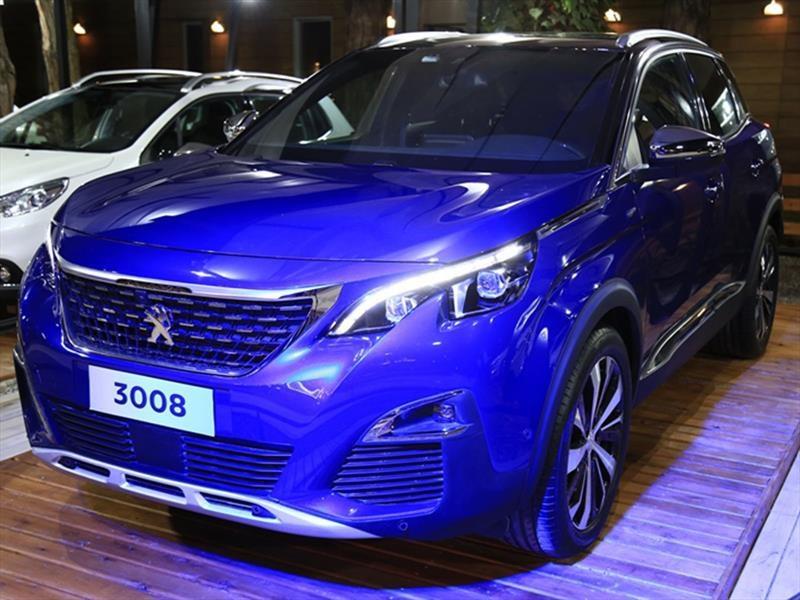 Verano 2017: Peugeot anticipa al nuevo 3008 en Argentina