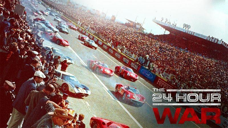24 Hour War: el behind the scenes de Ford v Ferrari