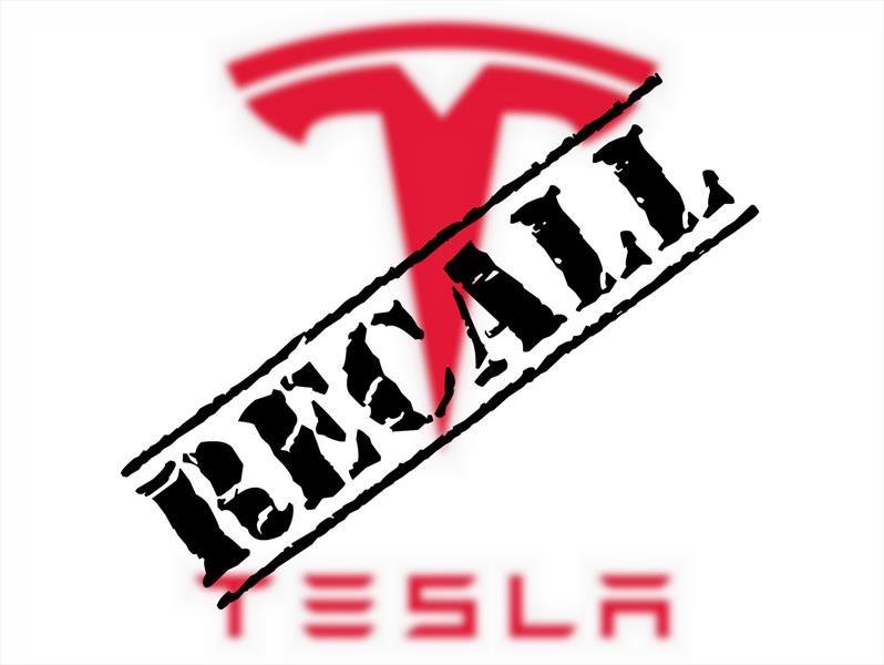Tesla hace recall para 53,000 unidades del Model S y Model X