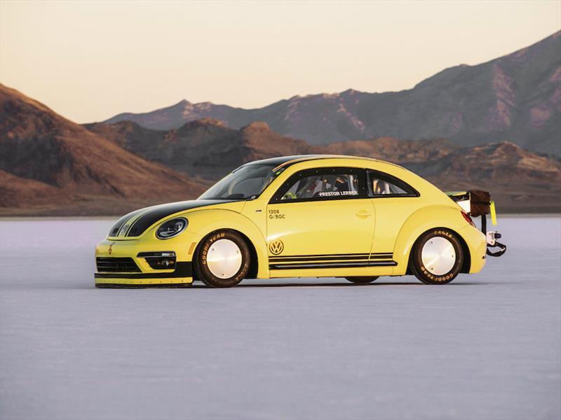 Conozca el Volkswagen Beetle más rápido del mundo
