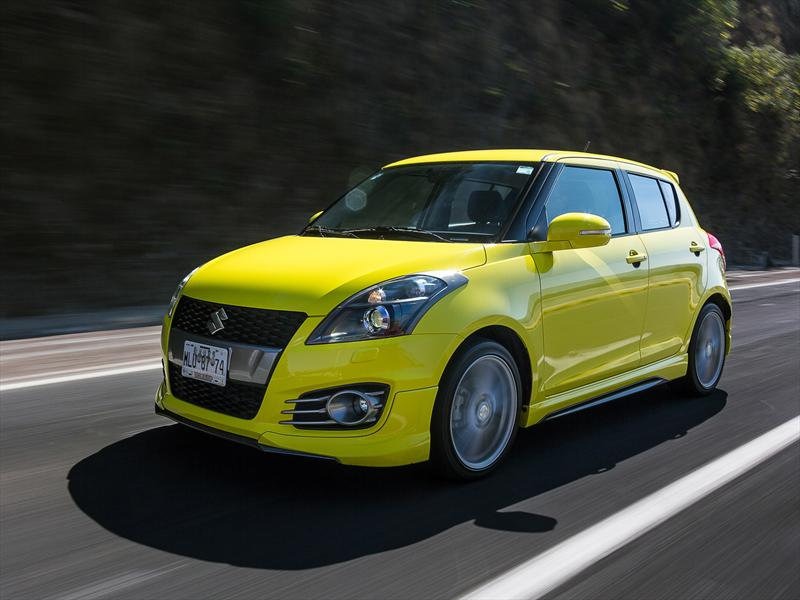 Autocosmos Precios Usados >> Suzuki Swift Sport 2013 a prueba - Autocosmos.com