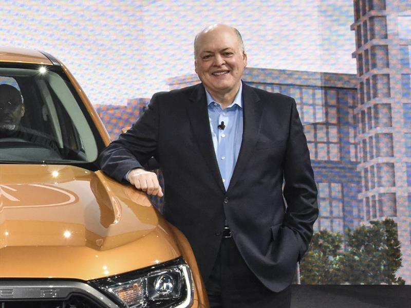 Descubre cuanto gana el CEO de Ford