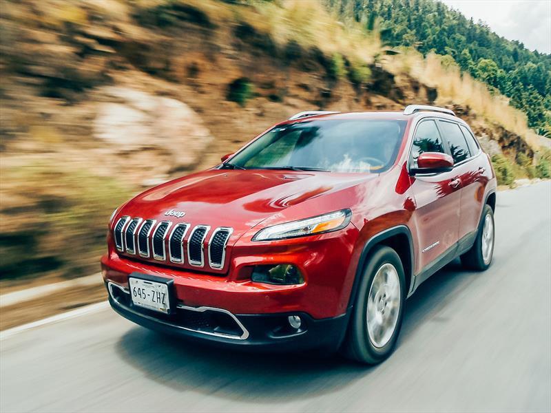 Jeep Cherokee 2014 a prueba
