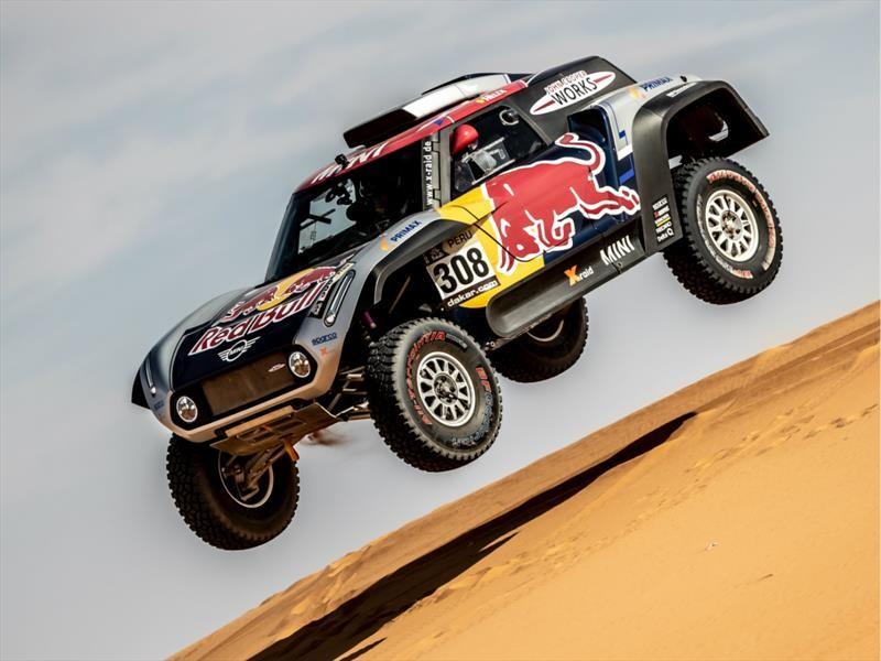 Paso a paso: el MINI de Carlos Sainz para el Dakar 2019