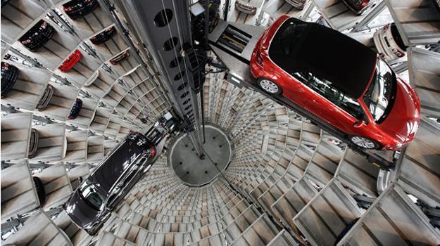 Porsche Construir 225 Torre De Condominios Robotizada En