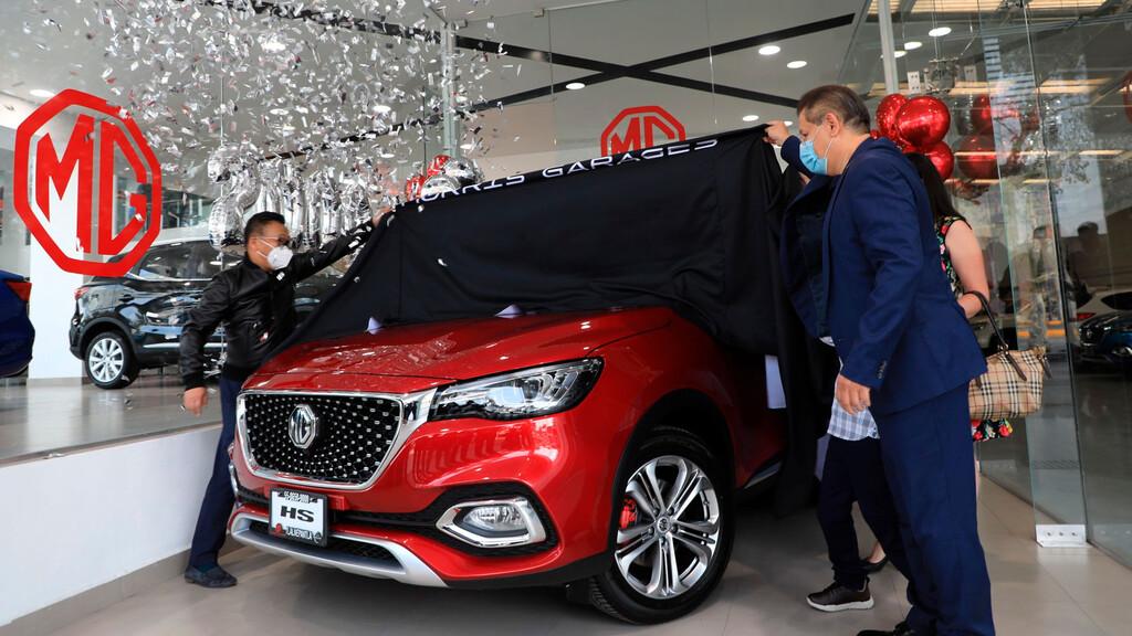 Con el pie derecho, MG Motor supera las 2,000 unidades vendidas en México