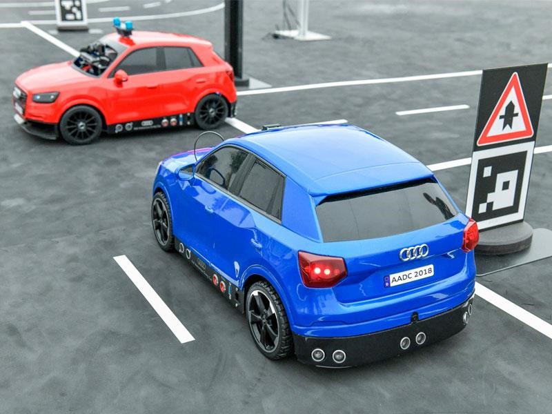 Audi le pide ayuda a los Millenials para mejorar su sistema de manejo autónomo