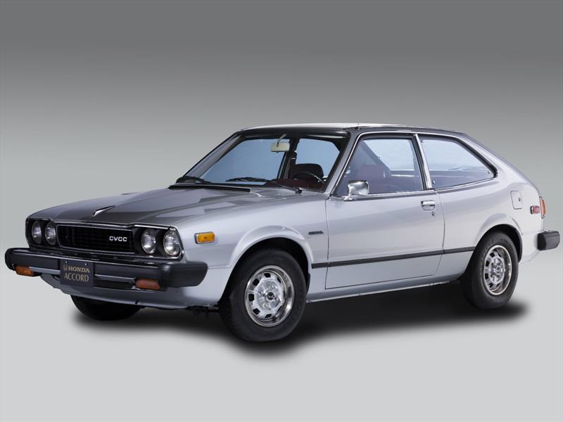 Las 9 generaciones del Honda Accord
