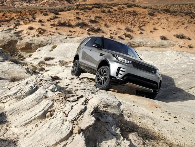 Jaguar Land Rover desarrollará todoterrenos autónomos