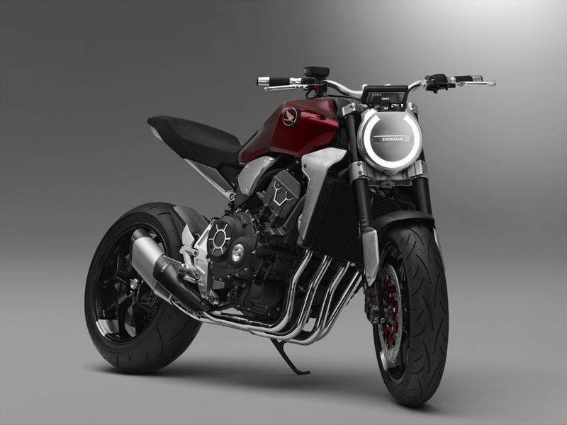 Honda Neo Sports Café Concept: De vuelta a lo clásico