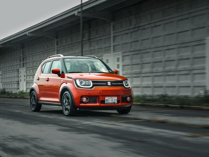 Suzuki Ignis 2017 a prueba