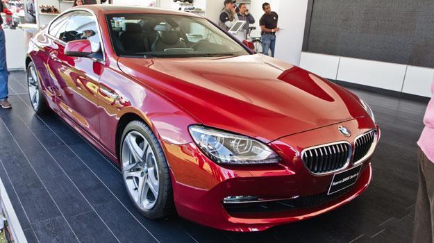 BMW Serie 6 Coupé 2012 se presenta en la Gala del Automóvil 2011