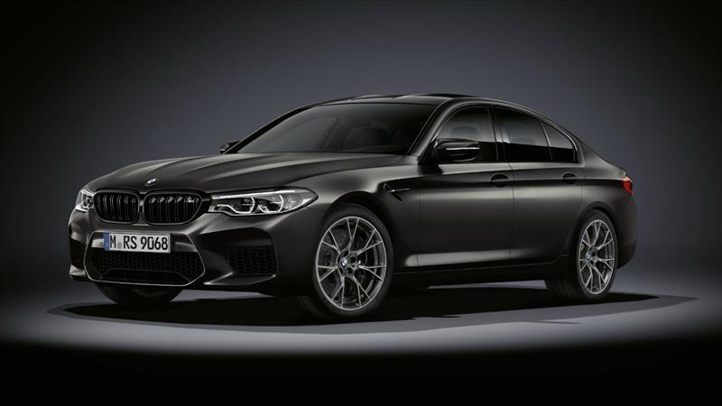 BMW M5 Edition 35 Years festeja el origen de uno de los sedanes deportivos más exitosos