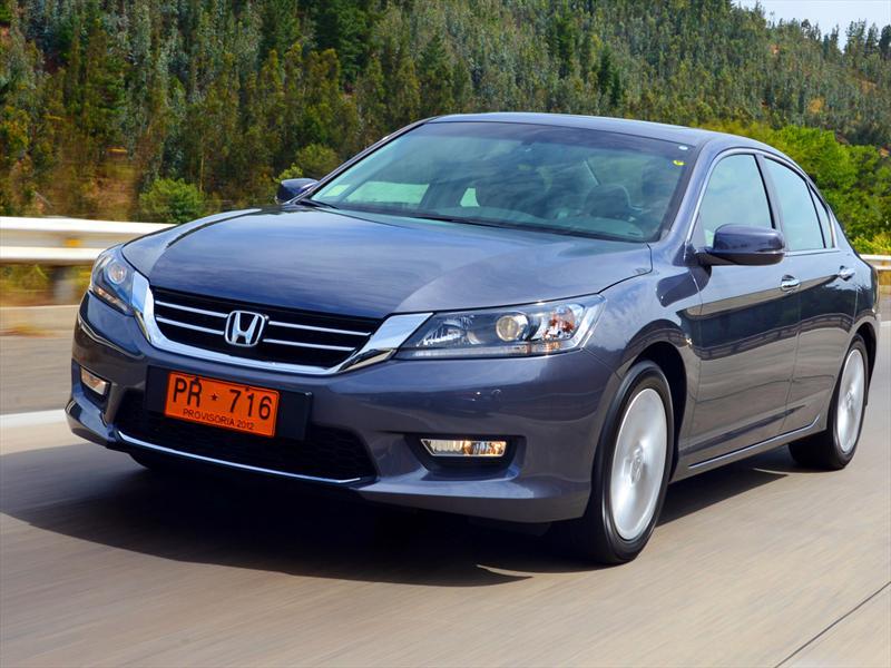 Honda Accord 2013: Estreno en Chile