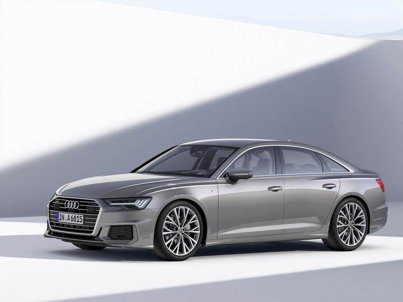 Audi A6 2019, la quinta generación