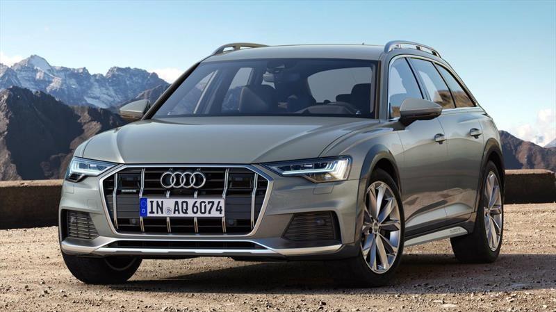 Audi A6 2020 retoma la fórmula allroad