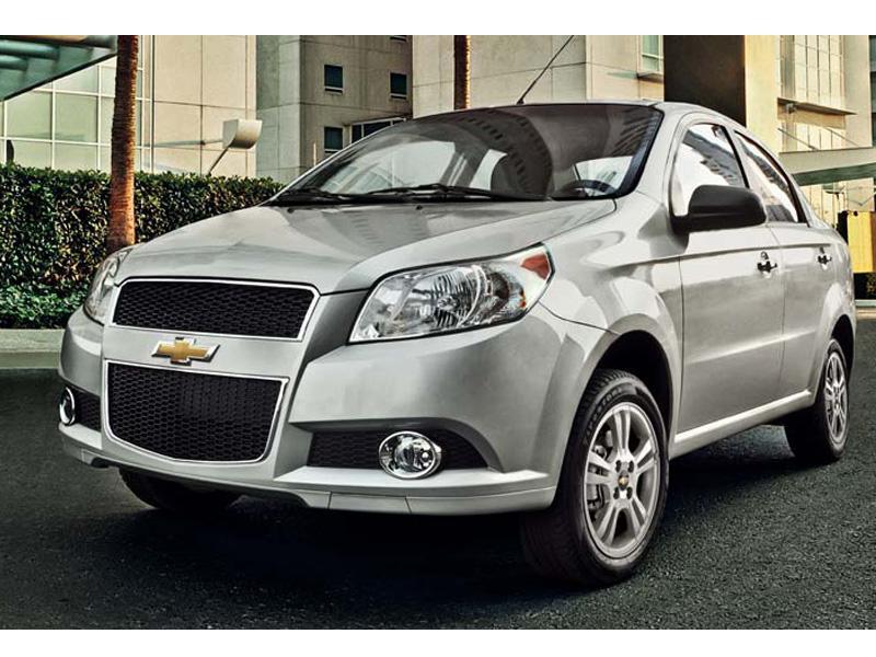 Chevrolet Aveo Y Volkswagen Clsico Son Los Autos Ms Vendidos En