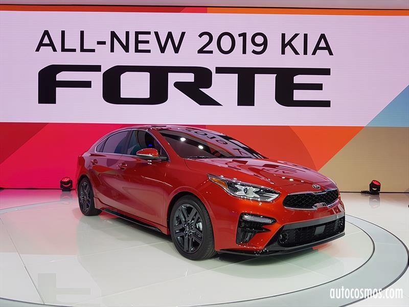 Kia Cerato 2019, la tercera generación