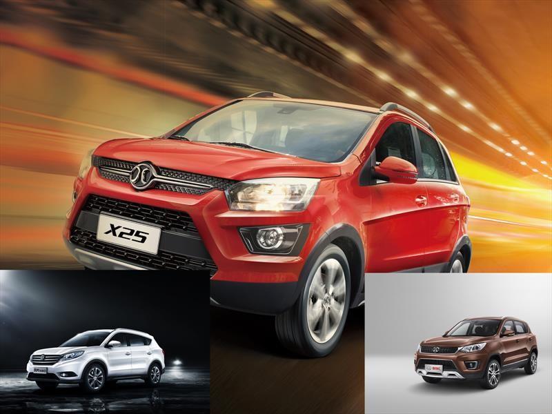 Baic y DFSK, nuevos competidores del segmento de las SUV
